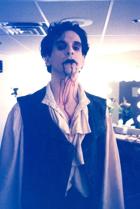 Dracula.backstage