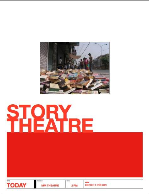 Tdir.StoryThetare.poster